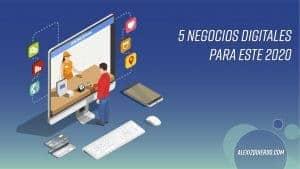 AlexIzquierdo.com negocios digitales para emprender