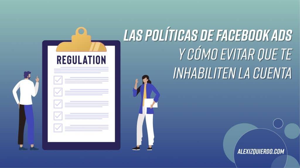 Alexizquierdo.com Cómo evitar que te inhabiliten la cuenta